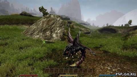 Готика 3 - Расширенное издание / Gothic 3 - Enhanced Edition (2012/PC/Русск