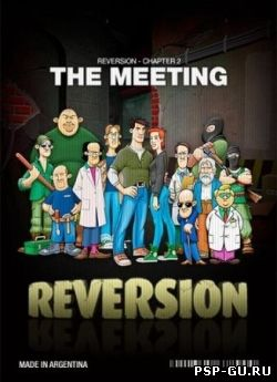 Reversion - The Meeting (2013)