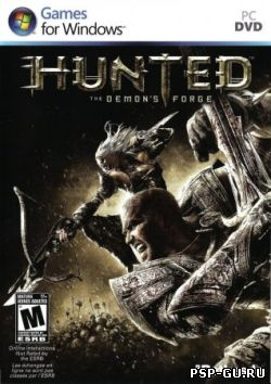 Hunted: The Demons Forge (2011)