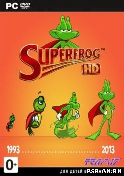 Superfrog HD (2013)