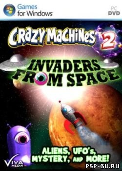 Crazy Machines 2: Invaders from Space (2013)