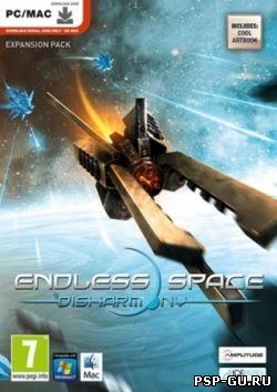 Endless Space: Disharmony (2013)
