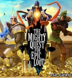 The Mighty Quest for Epic Loot (2013)