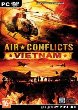 Air Conflicts: Vietnam (2013)