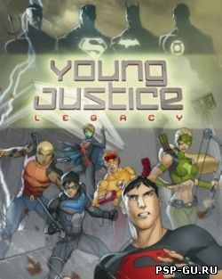 Young Justice: Legacy (2013)