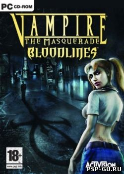 Vampire: The Masquerade Bloodlines (2013)