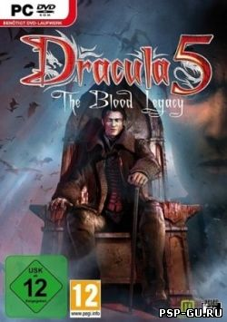 Dracula 5 - The Blood Legacy (2013)