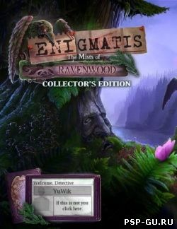 Enigmatis: The Mists of Ravenwood (2013)