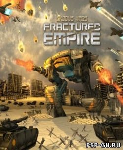 Exodus Wars: Fractured Empire (2014)