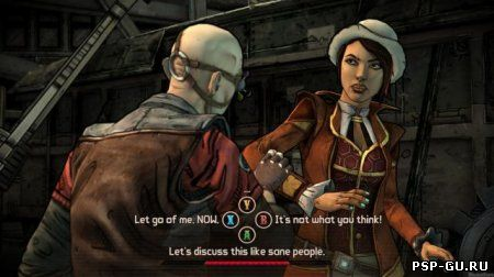 Tales from the Borderlands (2014)