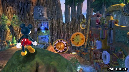 Disney Epic Mickey 2: The Power of Two (2014)