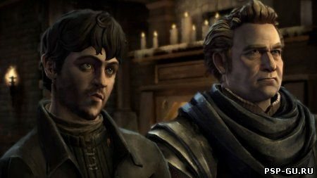 Game of Thrones - A Telltale Games Series - Episode 1 (2014)
