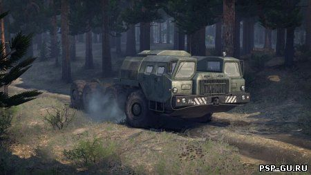 Spintires (2013)