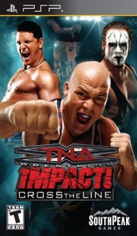 TNA Wrestling Impact Cross the Line