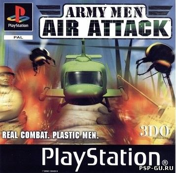 Army men Air Attack