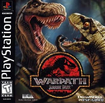Jurassic Park The Lost World + Warpath