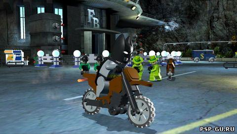 Lego Batman На Psp