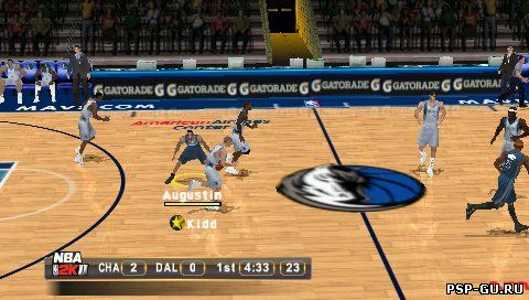NBA 2K11 (Patched)FULLRIP СSO ENG USA.